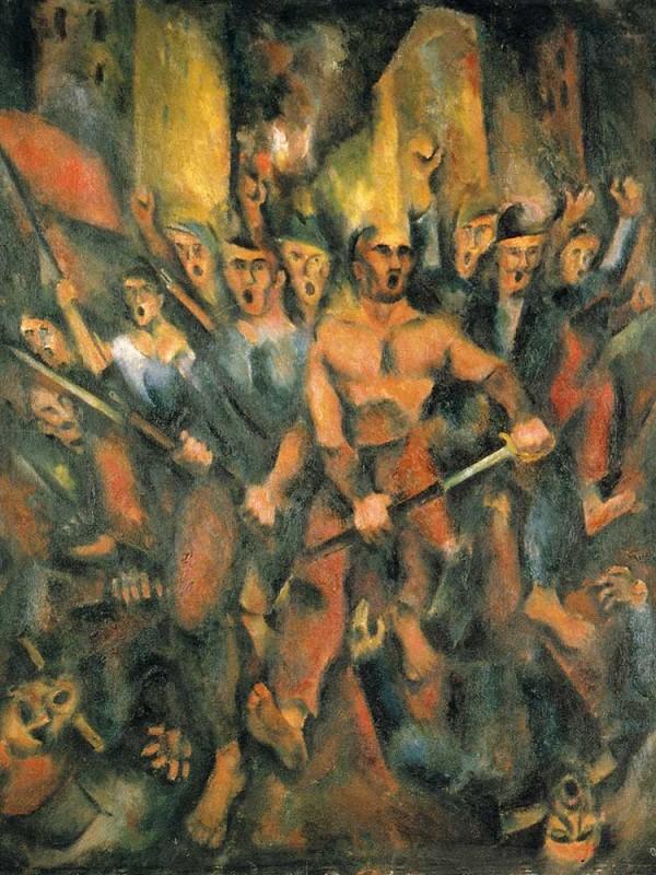 Addio Lugano bella. Anarchia tra storia e arte. Da Bakunin al Monte Verità, da Courbet ai dada