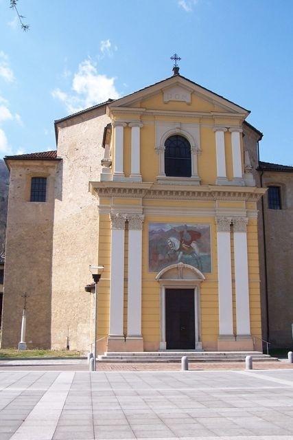 Visita al sito archeologico di S.Maurizio a Bioggio