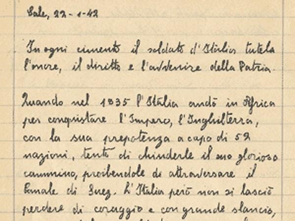 I Temi di Lidia, piccola italiana svizzera