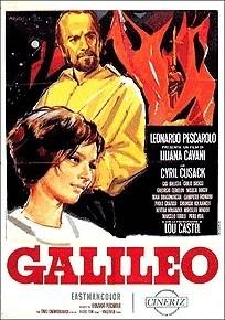 """""""Galileo Galilei"""" di Liliana Cavani (1968)"""