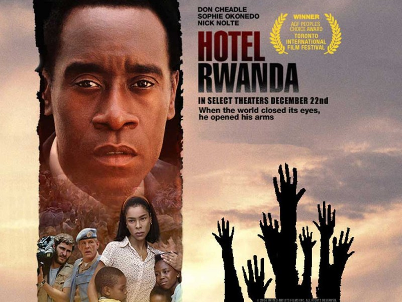 «Hotel Rwanda»