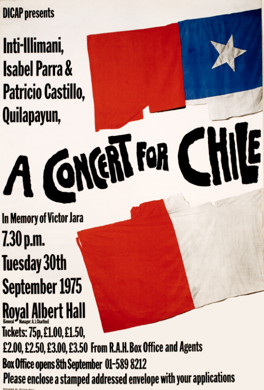 Cile: Quarant'anni di memoria e di solidarietà - Esposizione