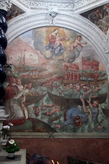 La Controriforma in Chiesa