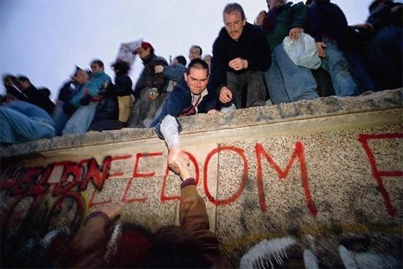 Caduta del muro di Berlino: svolta epocale