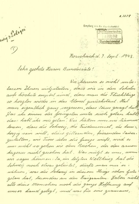 La lettera delle scolare di rorschach - Significato delle tavole di rorschach ...
