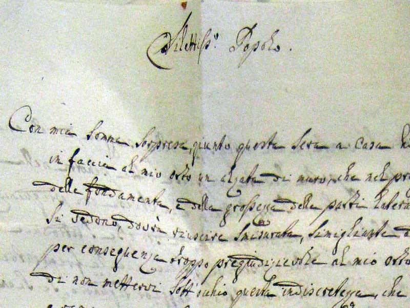 Dall'archivio al Palcoscenico: come far rivivere il Locarnese di fine 1700