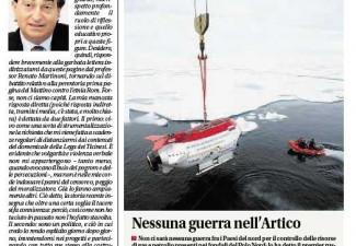 """""""La tolleranza è per me un principio inalienabile"""", Corriere del Ticino, 24 settembre 2010"""