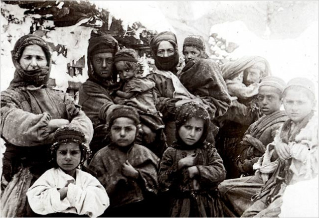 SERATA PUBBLICA: «Metz Yeghérn - Il genocidio armeno»