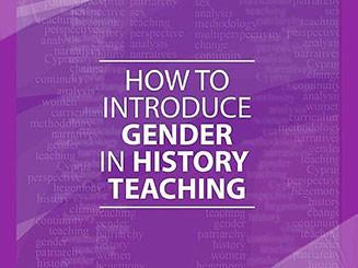 I gender studies come chiave di comprensione dell'insegnamento della storia