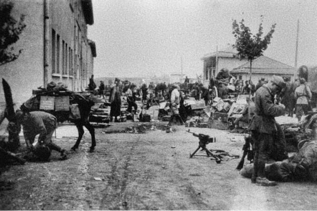 """""""A ferro e fuoco. L'occupazione italiana della Jugoslavia 1941-1943"""""""
