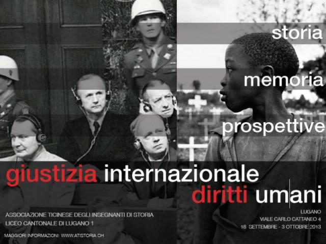 Giustizia internazionale. Diritti umani. Storia. Memoria. Prospettive