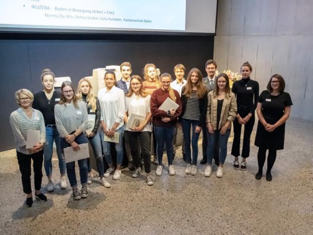 «Concorso svizzero di storia»: Premiazione 2017 - 2019