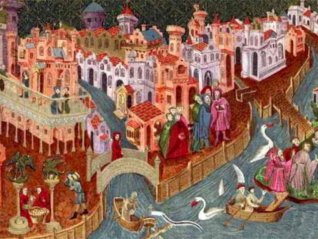 La società del Basso Medioevo