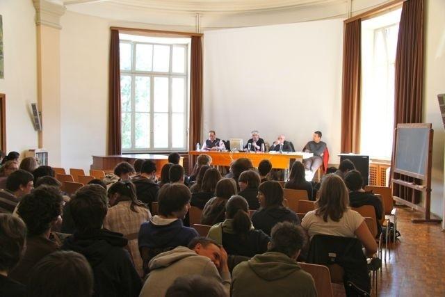 Giornata della memoria 2011: Interventi degli ospiti
