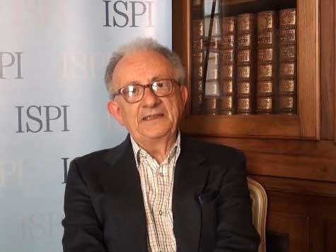 Dialogo di Gian Paolo Calchi Novati con gli studenti