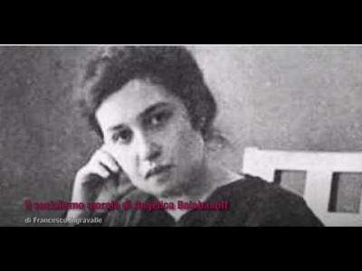 Il socialismo morale di Angelica Balabanoff. Video-lezione di Francesco Ingravalle
